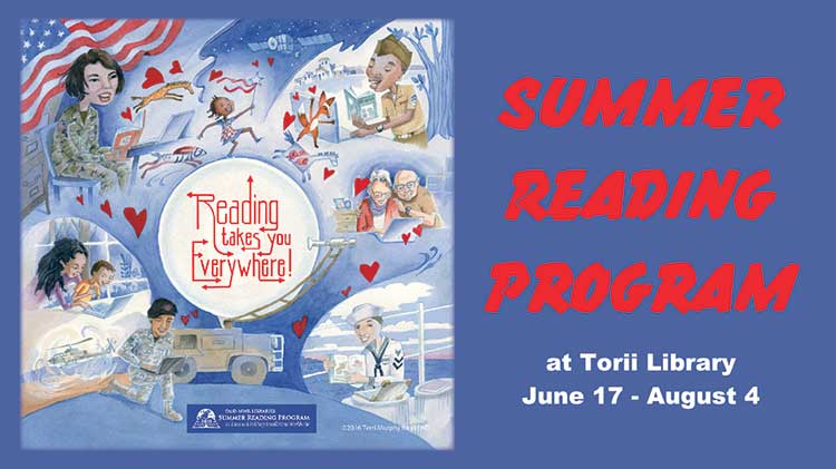 2018 DoD MWR Libraries' Summer Reading Program