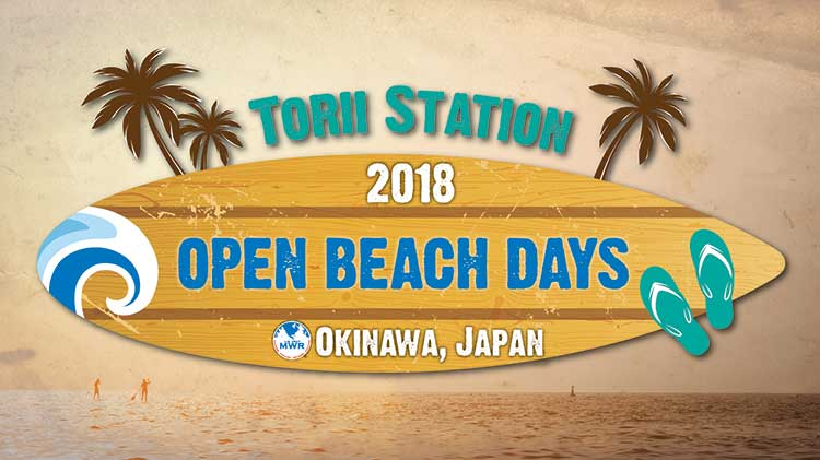 Torii Station 2018 Open Beach Days