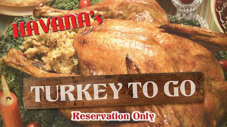 Havana's Turkey To Go