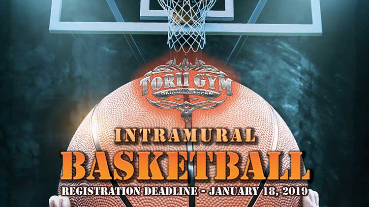 Intramural Basketball Registration Now Open