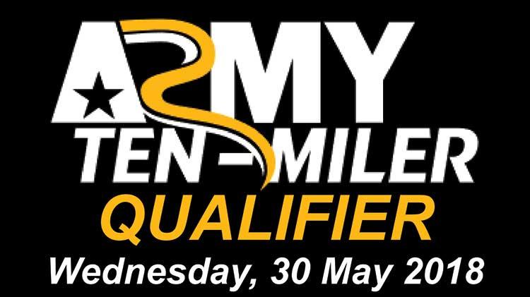 Army Ten-Miler Qualifier Run