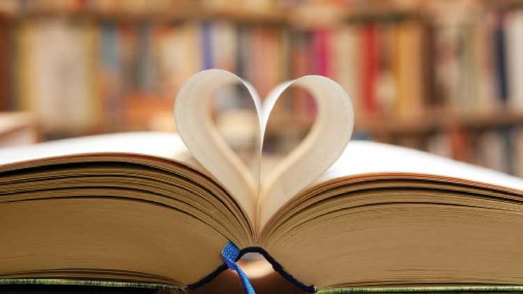 See the world in books