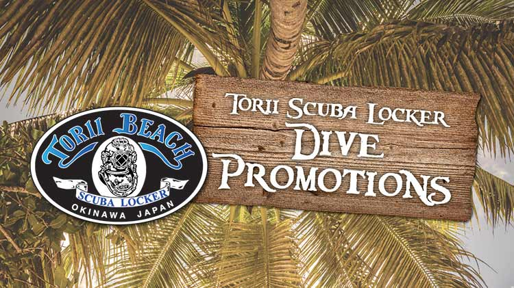 Torii Scuba Locker Dive Promotions