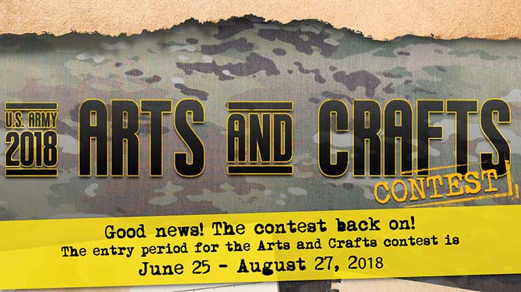 2018 Army Arts and Crafts Contest