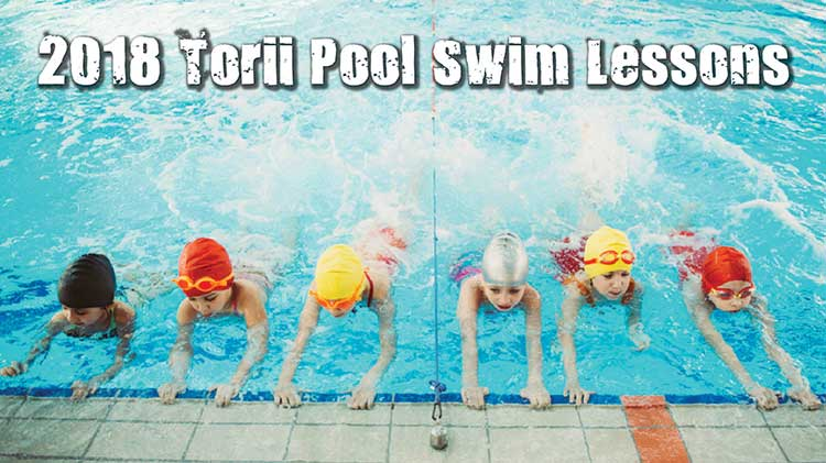 Swim Lessons with Torii Pool Have Been Extended!