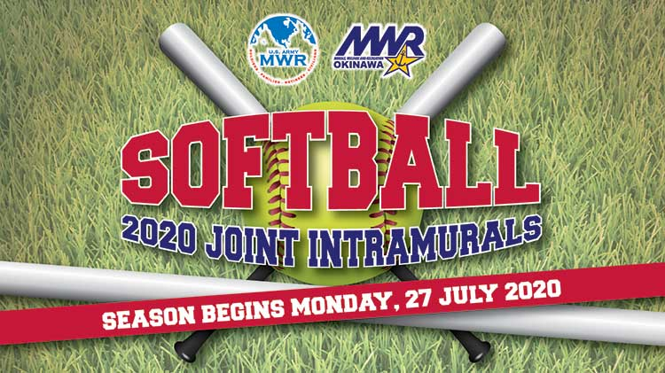2020 Joint Army-Navy Intramural Softball League