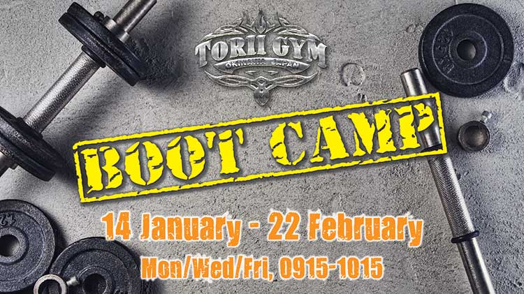 Boot Camp Starting In January 2019