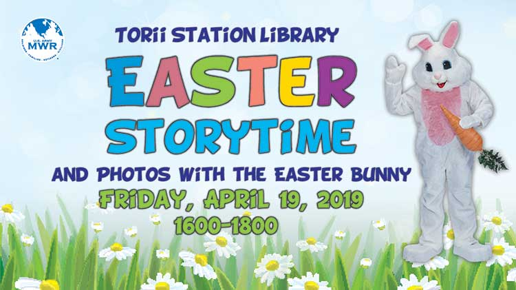 Easter Storytime with Photos with the Easter Bunny