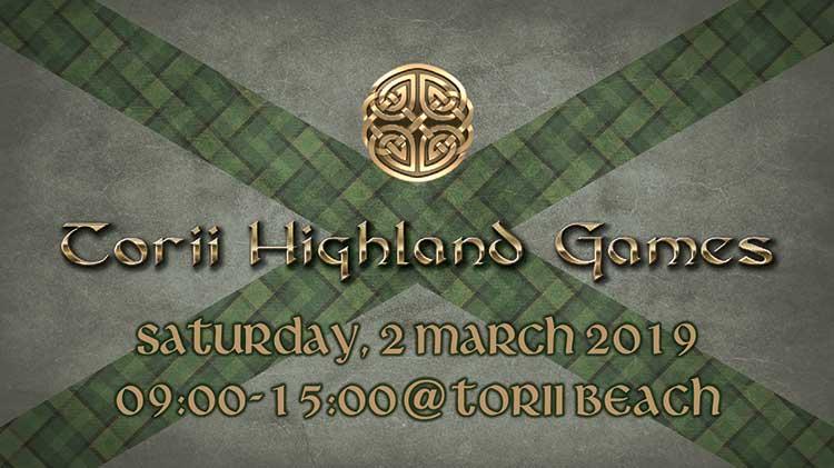 Torii Highland Games 2019