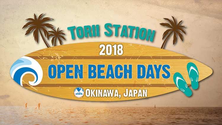 Torii Station's 2018 Open Beach Days