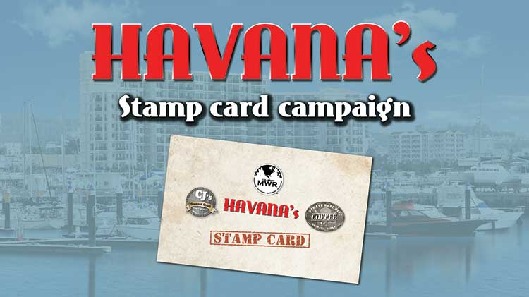 Havana's Stamp Card Campaign