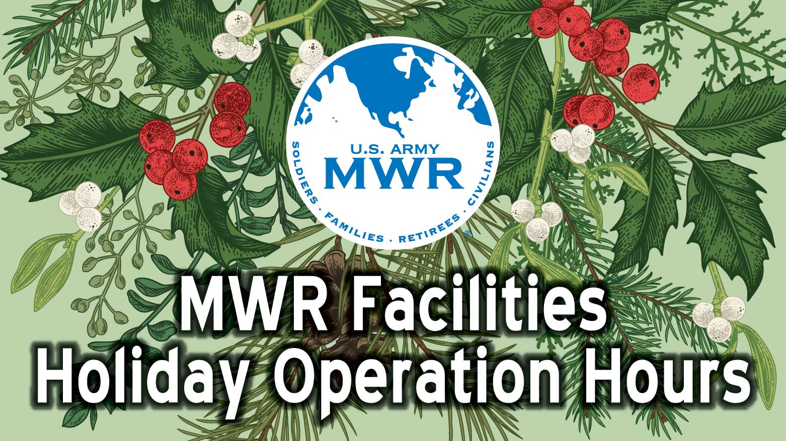 Torii MWR Holiday Hours