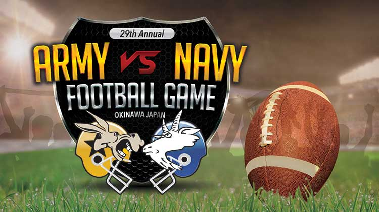 29th Annual Army vs. Navy Flag Football Game