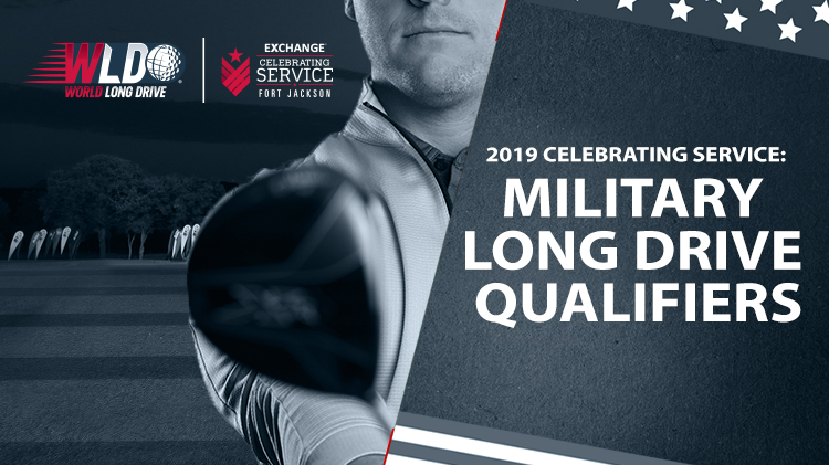 World Long Drive: 2019 Military Qualifiers