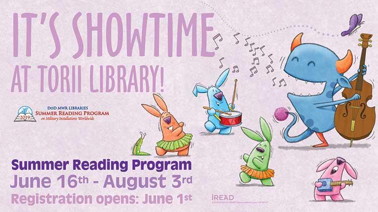 2019 DOD Summer Reading Program